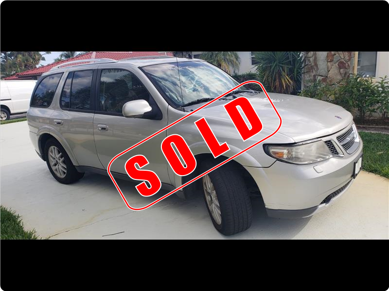 2006 Saab 9-7X in Lantana, Florida
